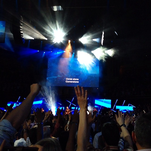 There's a grace to run your race #lc15 #united #christalone