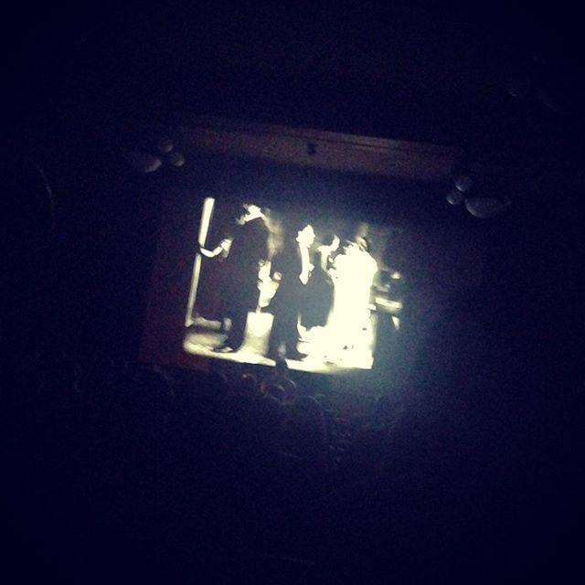 Kulturnatt och stumfilm med Charlie och pianist. Och främst en hög 6-åringar som kiknar av skratt. #finkultur