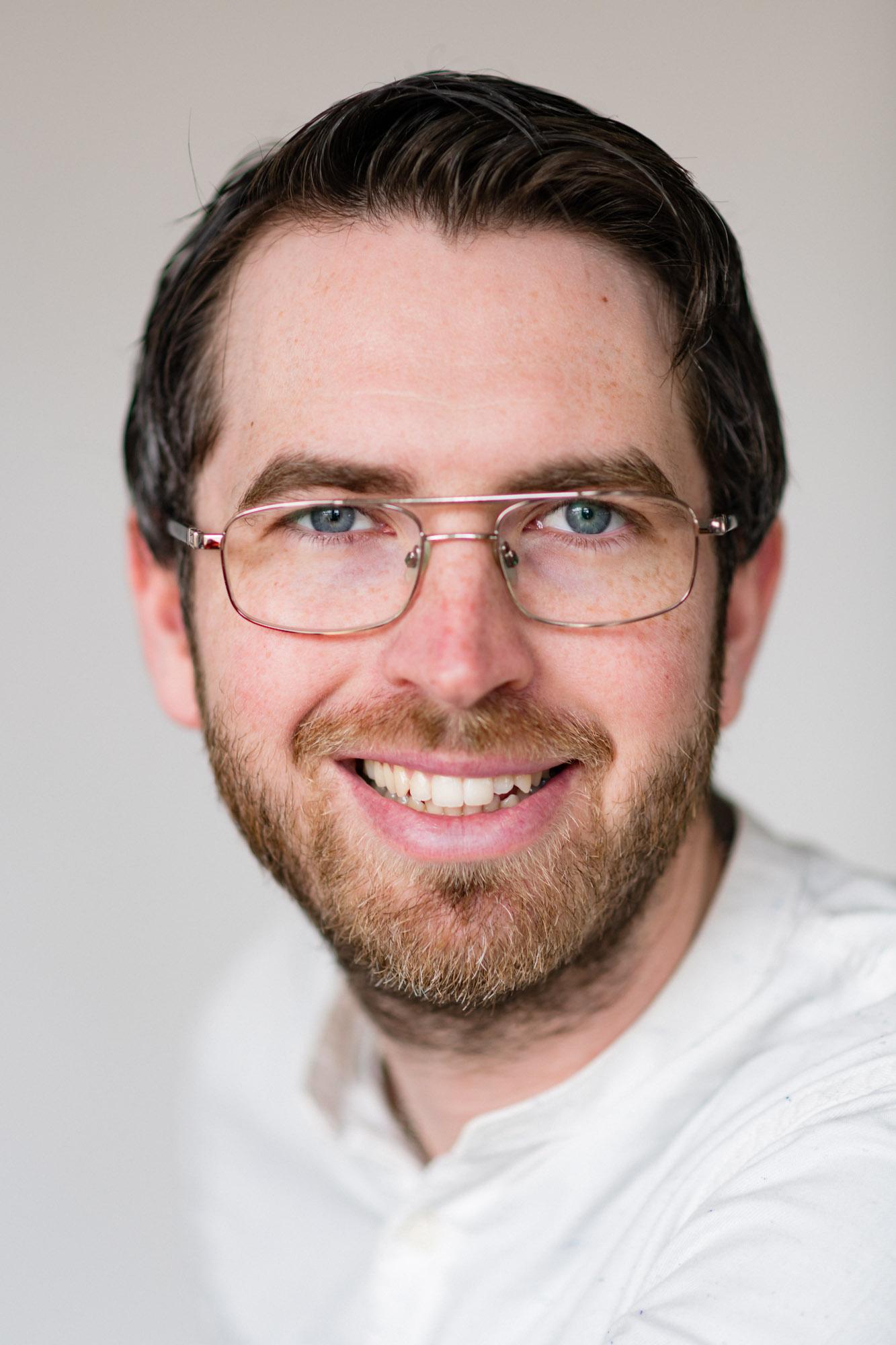 Porträtt Markus Holmström